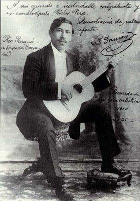 Agustin Pio Barrios Mangore